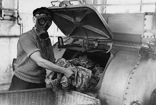 Переработка вторсырья в Германии, 1942 год