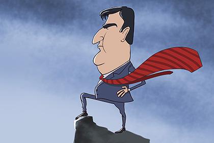 Саакашвили предложил Грузии помощь от имени Украины