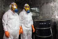 Иранские техники на заводе по переработке урана