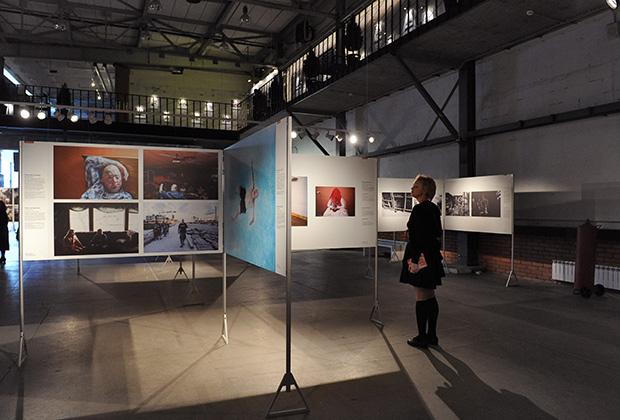 Центр дизайна и архитектуры Artplay