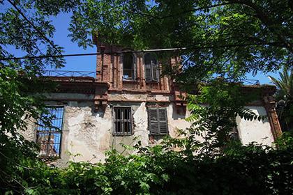Дом Троцкого на острове Бююкада