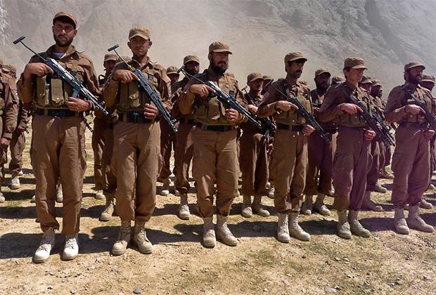 Афганское ополчение
