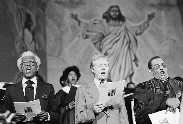 Джимми Картер. 4 июня 1979