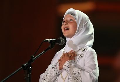Дочь главы Чечни Рамзана Кадырова Хутмат