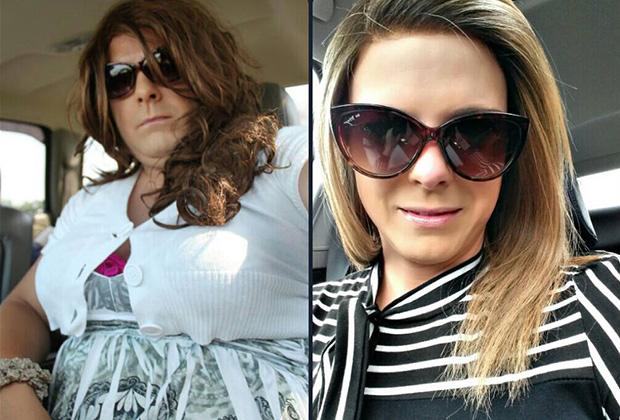 История американки, которая была 110-килограммовым мужчиной-морпехом