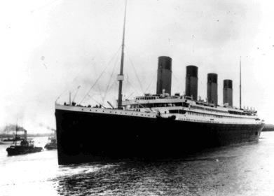 Фотография потопившего «Титаник» айсберга ушла с молотка