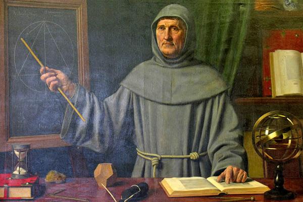Счетовод эпохи Возрождения