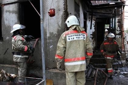 Найдены тела всех погибших при пожаре в воронежском интернате