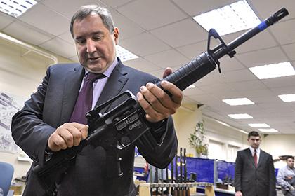 Вице-премьер Дмитрий Рогозин получил ранение в ногу
