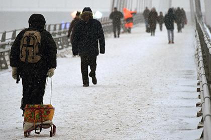 Москве предрекли погодный Армагеддон