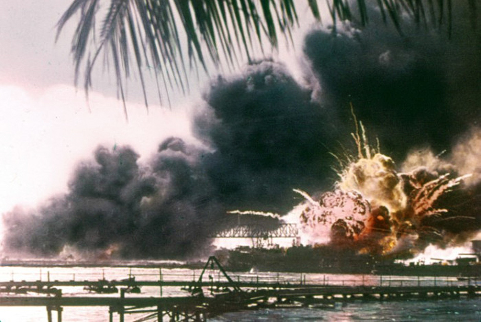Pearl harbor thesis statement