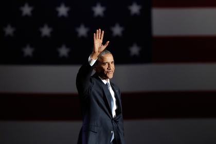 Прощальный твит Обамы самым популярным в его микроблоге