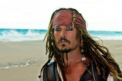 Найден прообраз капитана Джека Воробья из «Пиратов Карибского моря»