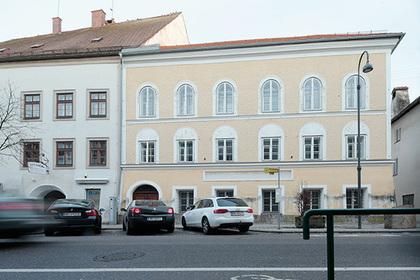 Суд вАвстрии непозволил сделать издома Гитлера неонацистскую святыню