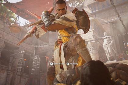 Ubisoft заподозрили в накрутке рейтинга Assassin's Creed Origins