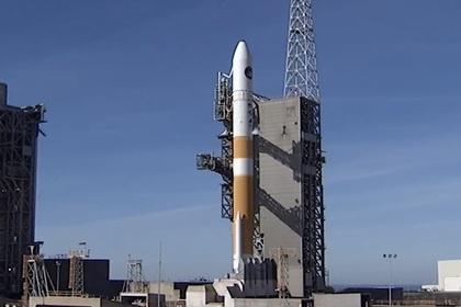 США запустили ракету с секретным спутником для разведки