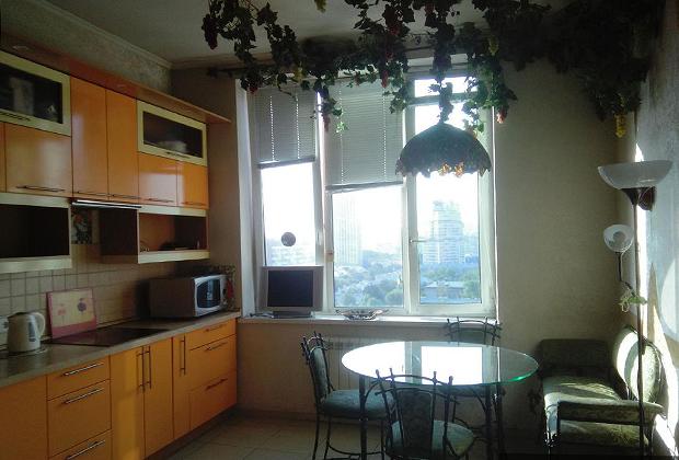 Квартира в Москве, выставленная на продажу за биткоины