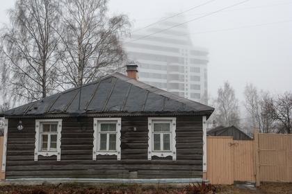 Жилой дом в квартале исторической застройки в Петрозаводске