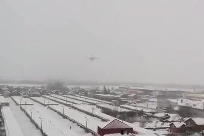 ту-160 пролетел казанью высоте 300 метров