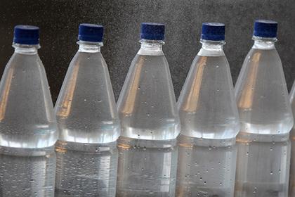 Пластиковые бутылки оказались причиной рака