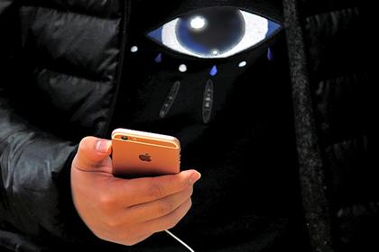 Обнаружен крупнейший слив в истории iPhone