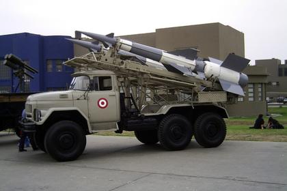 Украина модернизировала 50-летний ракетный комплекс