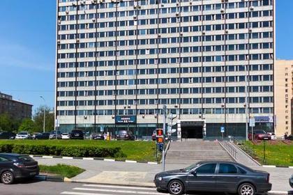 Гостница «Спутник», Москва