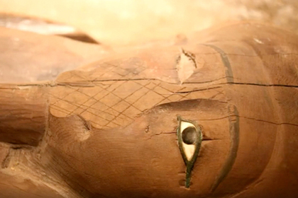 египте нашли затерянные сокровища мумию великого жреца