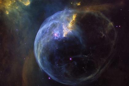 Найдены основания для пересмотра теории рождения Вселенной