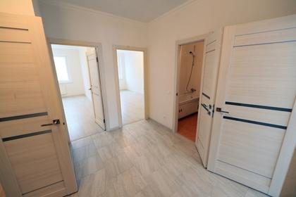 Квартира в доме, построенном по программе реновации