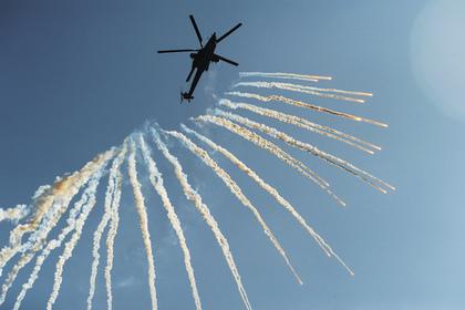 «Вертолеты России» рассказали о доработке Ми-28 после жалоб пилотов в Сирии