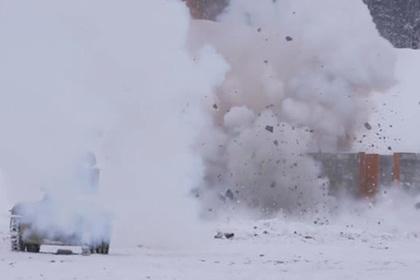 Испытания боевых роботов «Соратник» и «Нахлебник» попали на видео