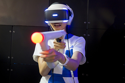 Sony снизила цену на PlayStation VR