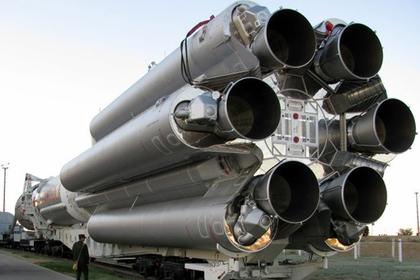 «Роскосмос» перебрал двигатели «Протонов» и «Союзов»