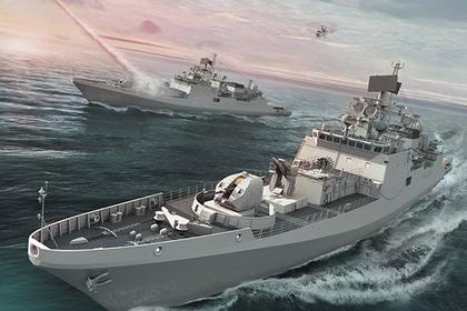 Россия похвалится корпусами кораблей без украинских двигателей