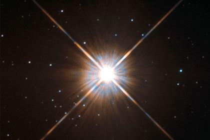 Ближайшая к Солнцу звезда стерилизовала планету