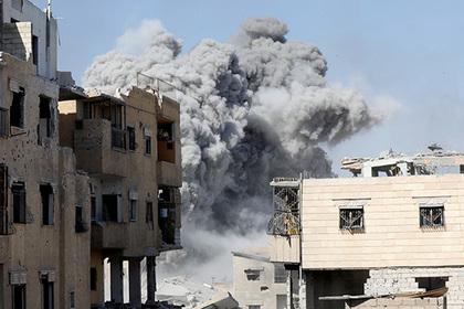 Все атаковавшее Сирию оружие Запада уместили на двух картинках