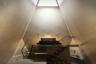 Каждый модуль включает  в себя компактные офис, душ, гостиную и спальню, которая находится на самом верху.