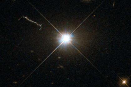 Обнаружена самая опасная черная дыра во Вселенной