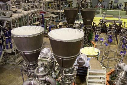 Производитель РД-180 признал отставание России от США в ракетных двигателях