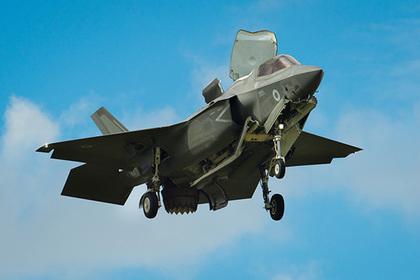 F-35 опозорился