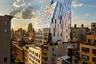 В финал этой категории вышли еще три небоскреба — два нью-йоркских и один чикагский. 35XV расположен на Манхэттене и интересен своим функциональным назначением: это «академический» небоскреб, в котором, помимо жилой части, есть и школьная.