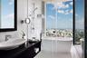 Из окон ванной комнаты президентского номера Movenpick Hotel Colombo открывается панорамный вид на столицу Шри-Ланки.