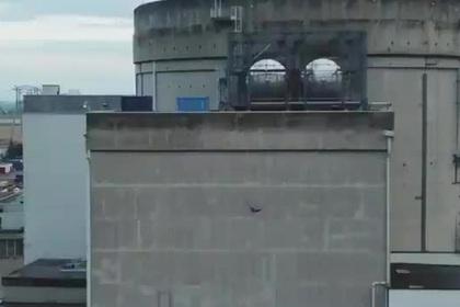 Беспилотник атаковал АЭС во Франции