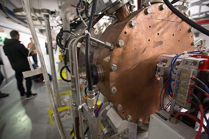 В Большом адронном коллайдере заметили редчайшее явление