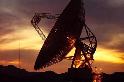 Обнаружен загадочный инопланетный сигнал