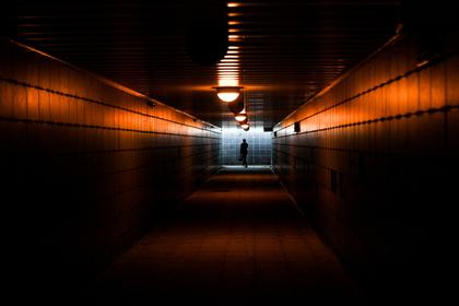 Уснувшие в подземном переходе цыгане всполошили россиян #Россия #Новости #Сегодня