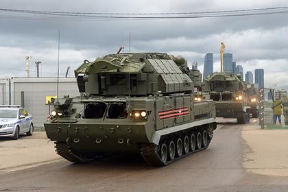 Российский «Тор» вписался в ПВО НАТО