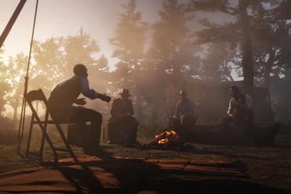 Впервые показан геймплей RedDeadRedemption2