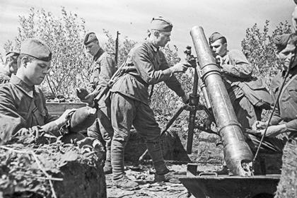 Россия рассекретила документы о Курской битве